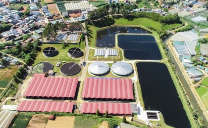Da Lat Wastewater Treatment Plant - Expansion and Capacity Increasement