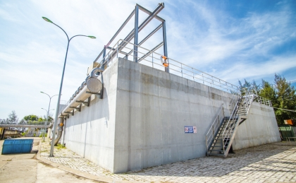 Phu Loc Wastewater Treatment Plant - Upgraded Phase 1
